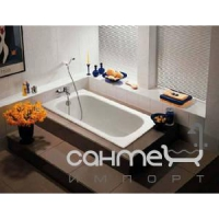 Ванна чугунная с ножками ROCA CONTINENTAL 170 X 70 A21291100R