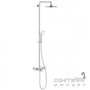 Душевая стойка с термостатом для ванны Grohe Euphoria SmartControl System 260 Mono 26510000 хром