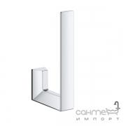Держатель для туалетной бумаги Grohe Selection Cube 40784000 хром