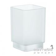 Стакан Grohe Selection Cube 40783000 матовое стекло