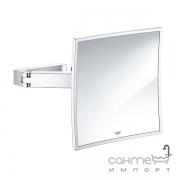 Зеркало косметическое Grohe Selection Cube 40808000 хром