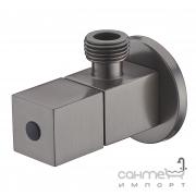 Угловой вентиль G1/2-G1/2 Imprese Grafiky ZMK041807001 черный