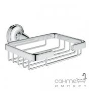 Полочка-решетка Grohe Essentials Authentic 40659001 хром