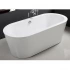 Отдельностоящая акриловая ванна Atlantis C-3074 белая