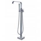 Смеситель для ванны напольный Veronis DF-02036 хром