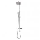 Смеситель для ванны с душевой стойкой Veronis SKL-32518 хром