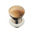 Донный клапан с переливом Newarc 740773E бронза