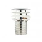 Донный клапан с переливом Newarc 740773 хром