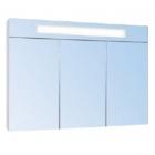 Зеркальный шкафчик с LED-подсветкой Oscar M-120 3DLED