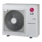 Наружный блок для кондиционера LG Multi F Inverter MU4M25.U44R0 белый