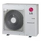 Наружный блок для кондиционера LG Multi F Inverter MU4M27.U44R0 белый