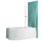 Шторка для ванны Vagnerplast Orien 70 VPZA700ORN3S0X-H0 профиль хром, стекло прозрачное