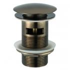 Донный клапан с переливом As Plast Click-Clack AS8312-А бронза