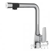 Смеситель для кухни Imprese Quadrio Smart ZMK051901150 хром