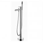 Смеситель для ванны напольный Veronis DF-02027 хром