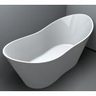 Овальная ванна Miraggio Florida 00312902 1793х748 белая, матовая