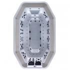 Спа-бассейн профессиональный Aquazzi Infinite-01 ComSPA-01 восьмиугольный