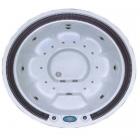Спа-бассейн с переливом Aquazzi ComSPA-06