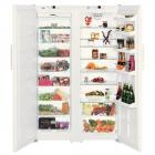 Комбинированный холодильник Side-by-Side Liebherr SBS 7212 Comfort NoFrost (А+) белый (SK 4240 + SGN 3063)