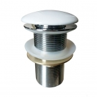 Донный клапан Volle 90-00-037 click-clack белый, без перелива