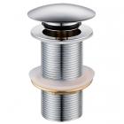 Донный клапан Volle 90-00-043 click-clack хромированный, без перелива