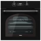 Электрический духовой шкаф Teka Wish Rustica HRB 6400 ATS 111010015 черный, ручки серебро