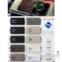 Кухонная мойка Franke Urban UBG 611-78 114.0574.944 серый камень