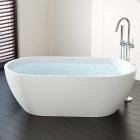 Отдельностоящая ванна из искусственного камня Badeloft BW-02-170