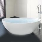 Отдельностоящая ванна из искусственного камня Badeloft BW-03-170