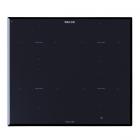 Индукционная варочная поверхность Weilor WIS 644 BLACK черная стеклокерамика