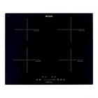 Индукционная варочная поверхность Weilor WIS 640 BLACK черная стеклокерамика
