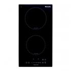 Индукционная варочная поверхность Weilor WIS 322 BLACK черная стеклокерамика