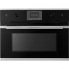 Комбинированный духовой шкаф с функцией микроволновки Kuppersbusch CBM6350.0S черный