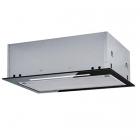 Встраиваемая вытяжка Kuppersbusch DEL5100.0S черное стекло/нерж. сталь