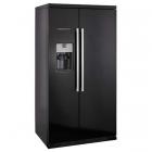 Отдельностоящий холодильник-морозильник NoFrost Kuppersbusch KJ9750-0-2T черный матовый