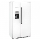 Отдельностоящий холодильник-морозильник NoFrost Kuppersbusch KW9750-0-2T белый матовый