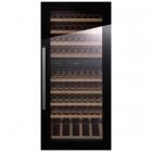 Встраиваемый винный шкаф на 79 бутылок Kuppersbusch FWK4800.0S черное стекло