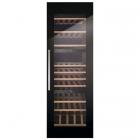 Встраиваемый винный шкаф на 91 бутылку Kuppersbusch FWK8850.0S черное стекло