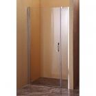 Душевая дверь в нишу Sansa SH-708 хром brushed, стекло прозрачное