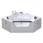 Гидро-аэромассажная акриловая ванна Iris TLP-643 белая
