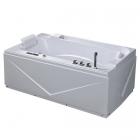 Гидро-аэромассажная акриловая ванна Iris TLP-679 белая