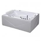 Гидро-аэромассажная акриловая ванна Iris TLP-680 белая