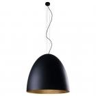 Люстра Nowodvorski Egg XL 9026 черный, золото