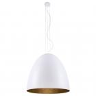 Люстра Nowodvorski Egg L 9023 белый, золото