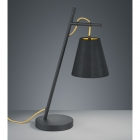 Настольная лампа Trio Andreus 507500179 черная