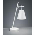 Настольная лампа Trio Andreus 507500189 белая