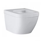 Подвесной безободковый унитаз Grohe Euro Ceramic 39206000 белый