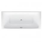 Стальная встраиваемая ванна Grohe Essence 3962100H белая глазурь AntiSlip+EasyClean