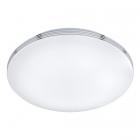 Потолочный LED-светильник Trio Apart 659412406 хром/белый