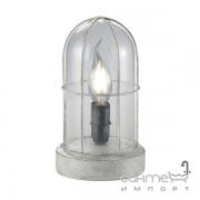 Настольная лампа Trio Birte 503800161 серый антик
